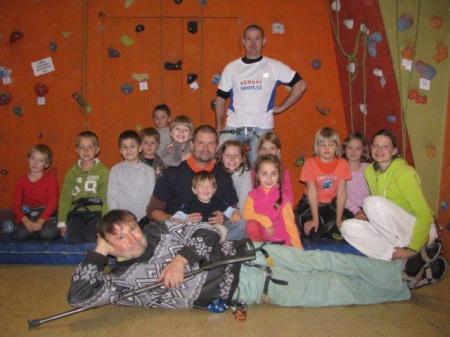 Lezecký kurz pro děti