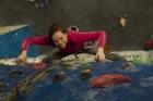 pokročilý kurz - bezpečné lezení na umělé stěně