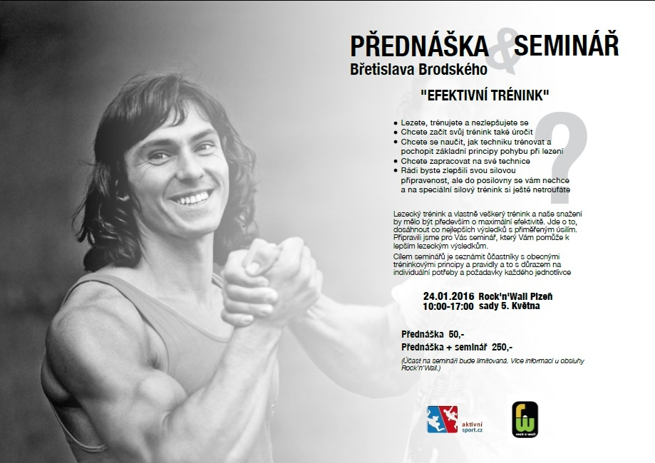 Seminář - Plzeň - Efektivní Trénink