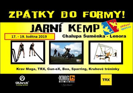 AktivníSport.cz  - jarní Camp