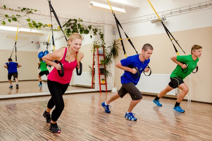 AktivníSport - TRX  - Skupinový trénink