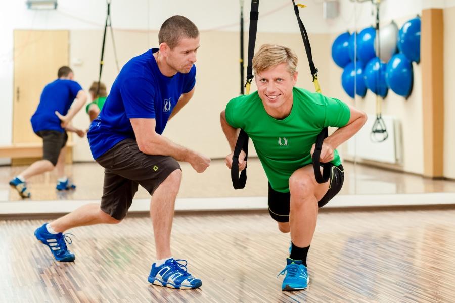 AktivníSport - TRX  - Individuální trénink