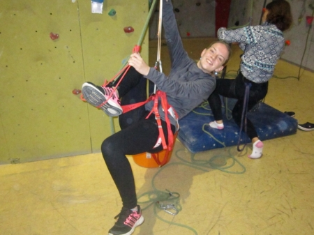 Kurz  - Instruktor lezení na umělé stěně