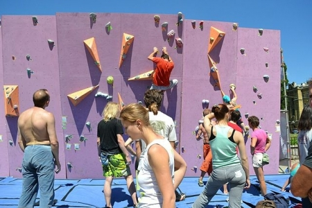 AktivníSport - lezecké kurzy