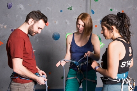 Kurz lezení nejen pro začátečníky