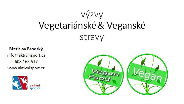 Aktvní Sport - Vegetariánská a Veganská Strava
